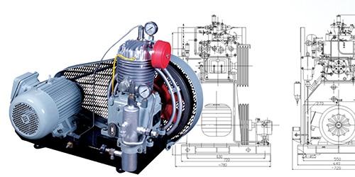 选择船用空压机是经济性、可靠性和安全性