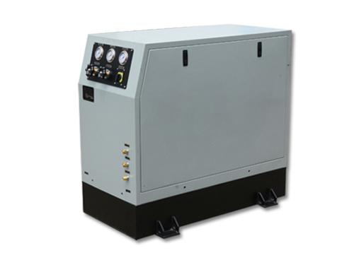 高压防爆带水箱压缩机