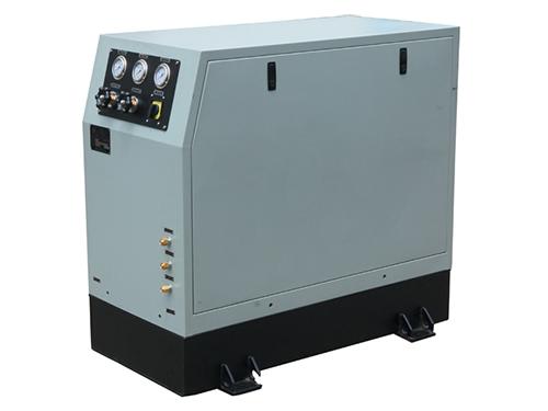 1-0.27150A防爆带水箱空压机
