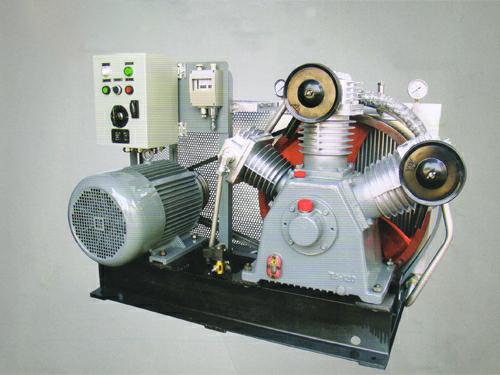 中高压螺杆式空压机