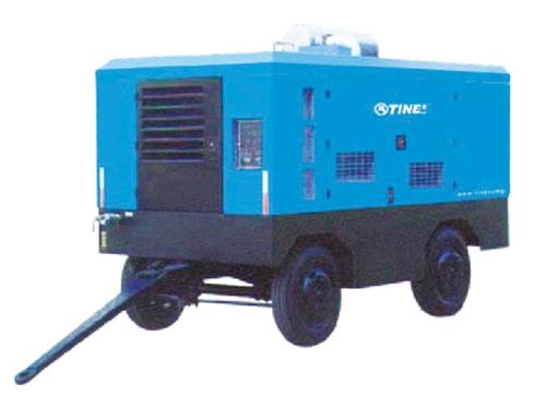 柴油机驱动移动式螺杆压缩机