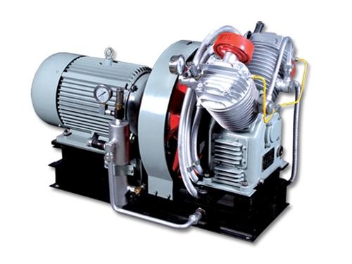 中压风冷、直联传动系列舰船用空气压缩机