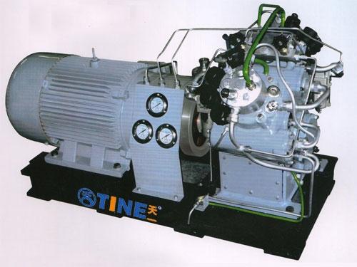高压直联传动系列舰船用空气压缩机