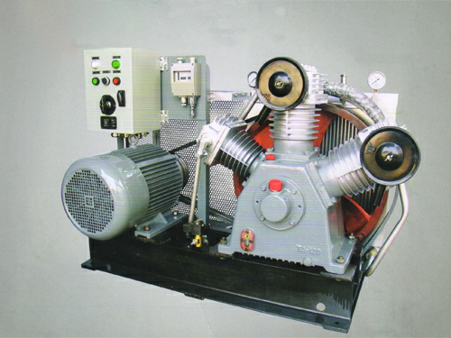 广东中高压螺杆式空压机